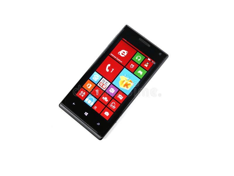 Windows Phone photos libres de droits