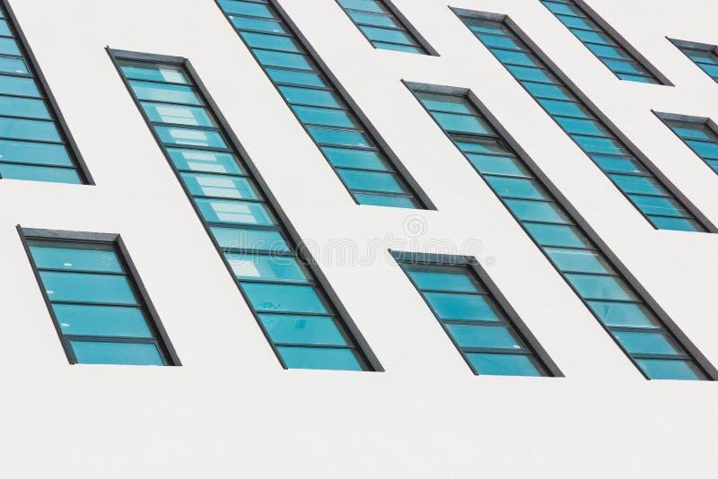 Windows połysk w słońcu zdjęcia stock