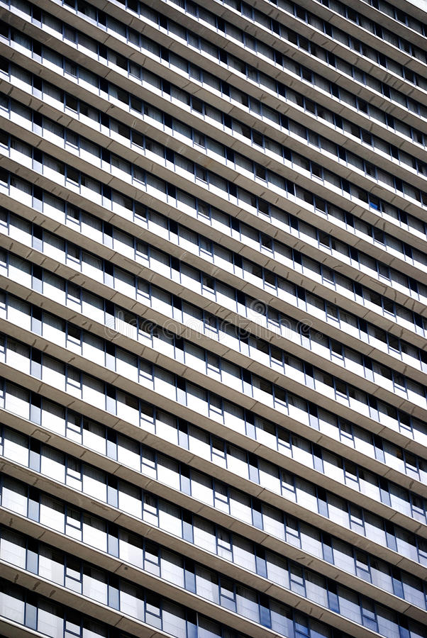 Download Windows On A Skyscraper Royalty Free Stock Images - Image: 14069199