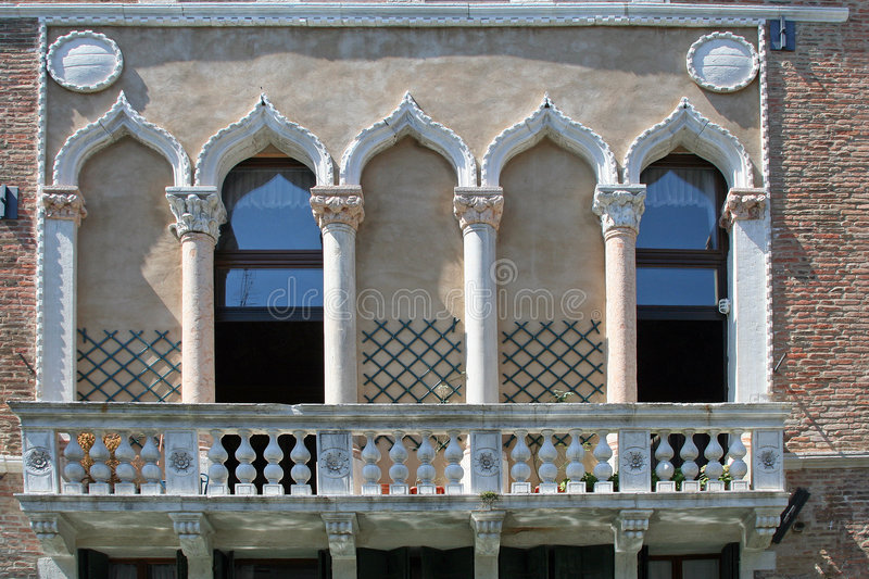 Download Windows of Venice stock photo. Image of glass, europa - 3145808