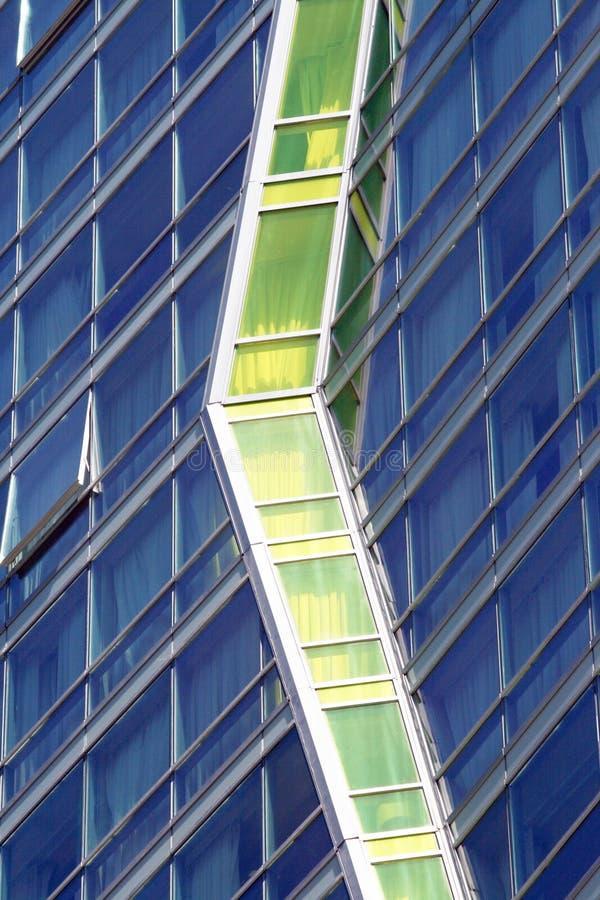 Windows verde fotos de stock