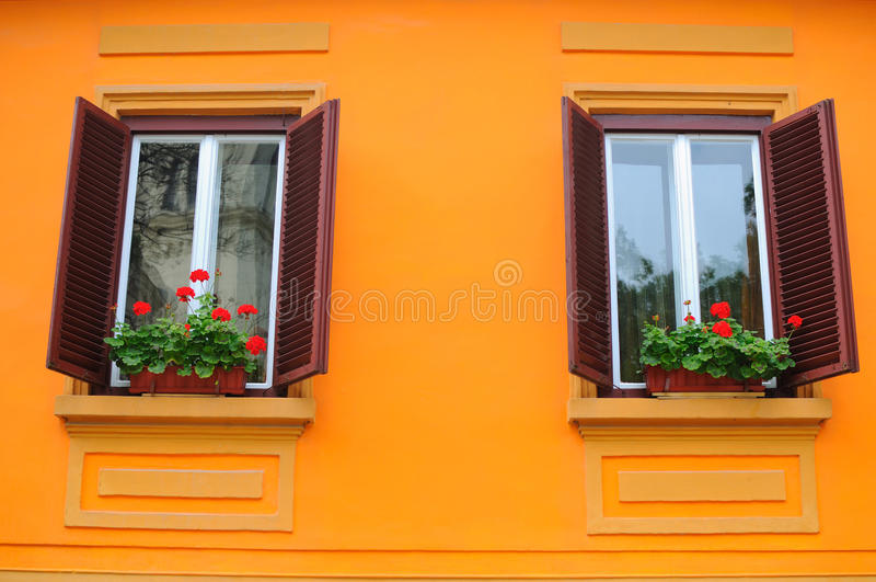 Download Windows view stock image. Image of glass, design, double - 28169397