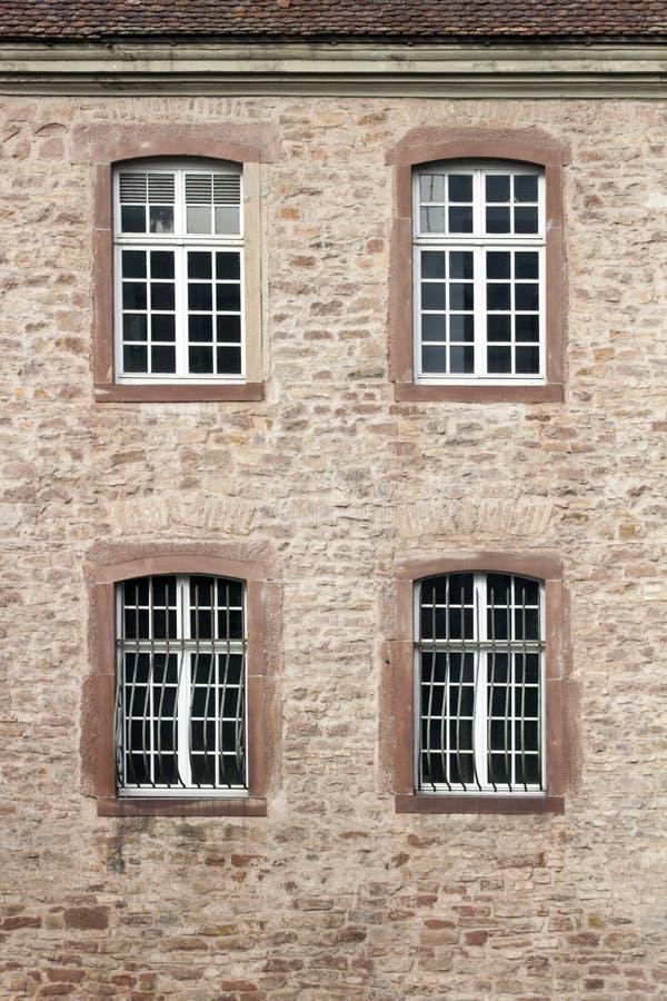 Download Windows stock photo. Image of exterior, apartments, brick - 110576408