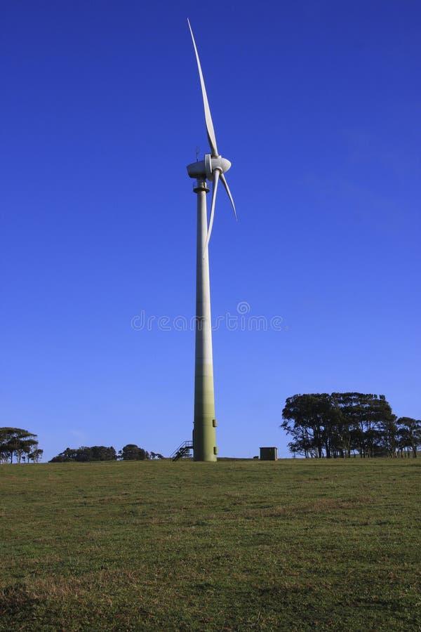 Windpark stockbilder