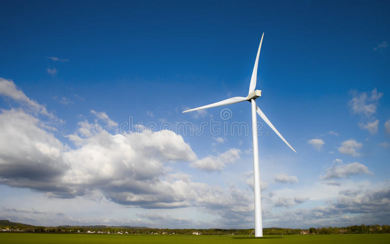 WindPower arkivfoto