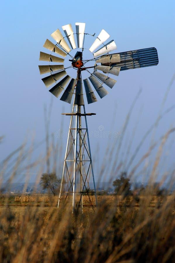 Windpump 02 immagine stock