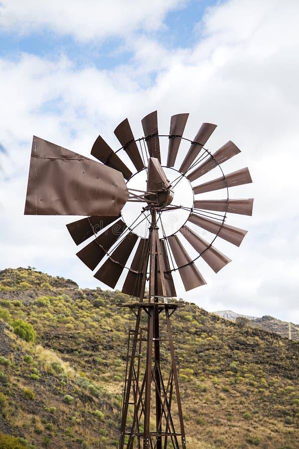 Windpump стоковые изображения rf