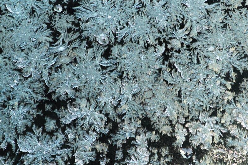 windscreen льда стоковое фото