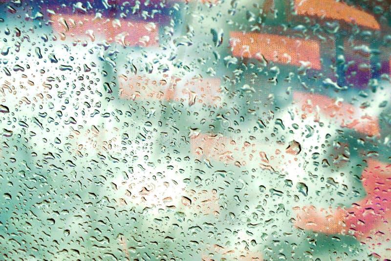 windshield стоковое изображение rf