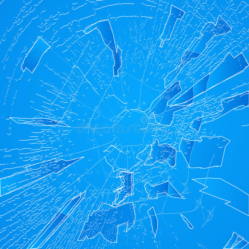 Download Windshield Crack Royalty Free Stock Photos - Image: 28681048