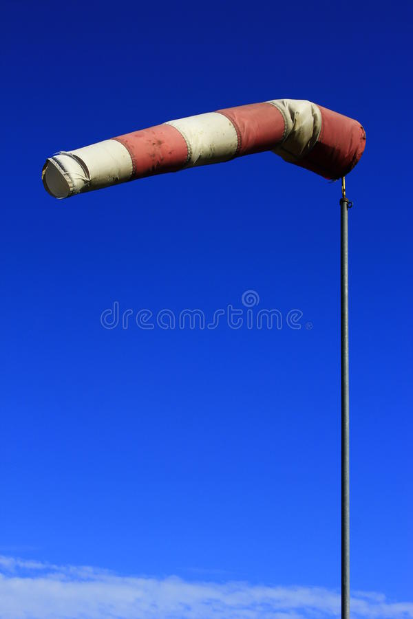 Download Windsock stock image. Image of blow, weather, decoratively - 23662273