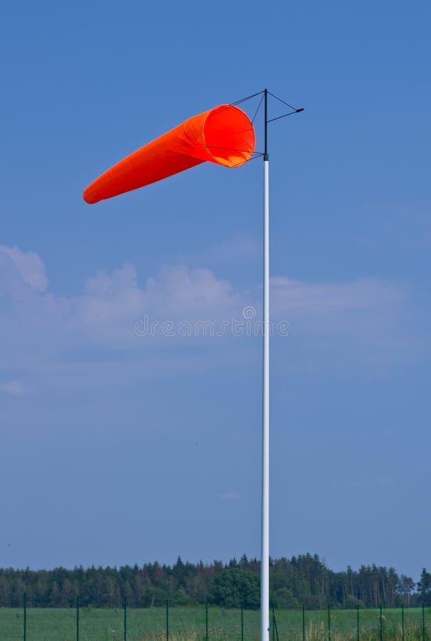 Windsock stock image