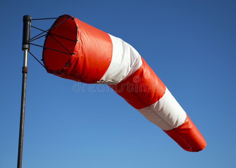 Windsock obraz stock