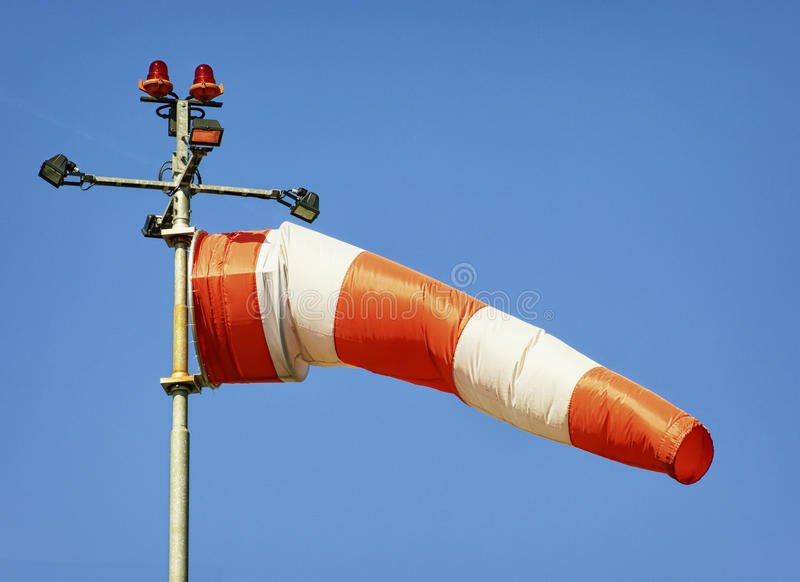 Windsock royalty free stock photography