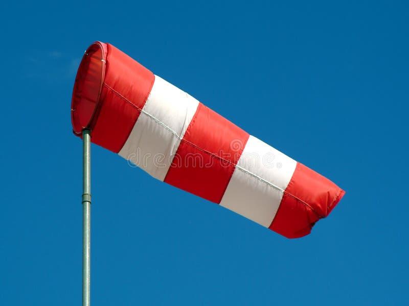Windsocke lizenzfreies stockfoto