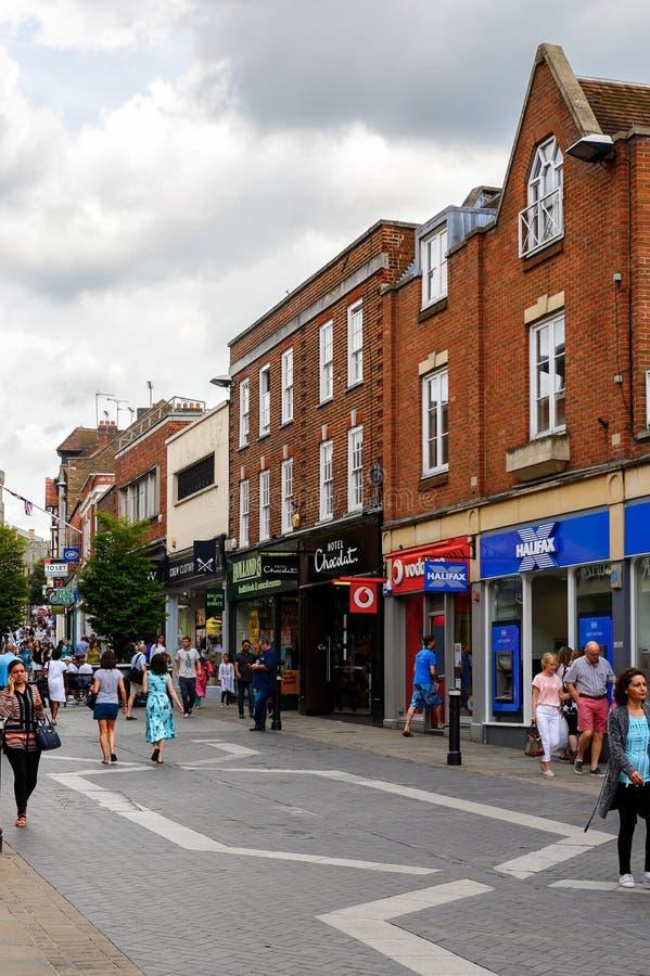 Windsor, Αγγλία, Ηνωμένο Βασίλειο στοκ φωτογραφίες