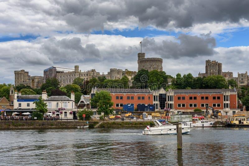 Windsor, Berkshire, Engeland het UK stock foto