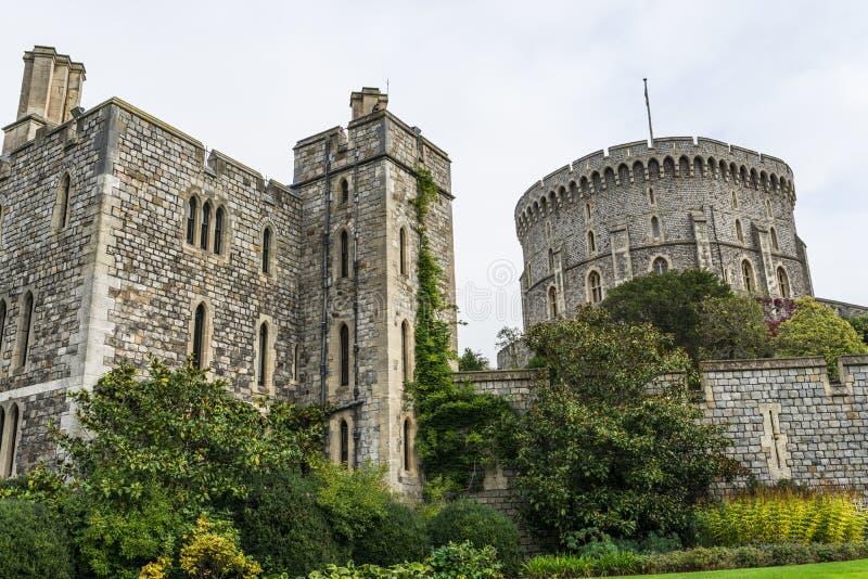 Windsor Castle photos libres de droits