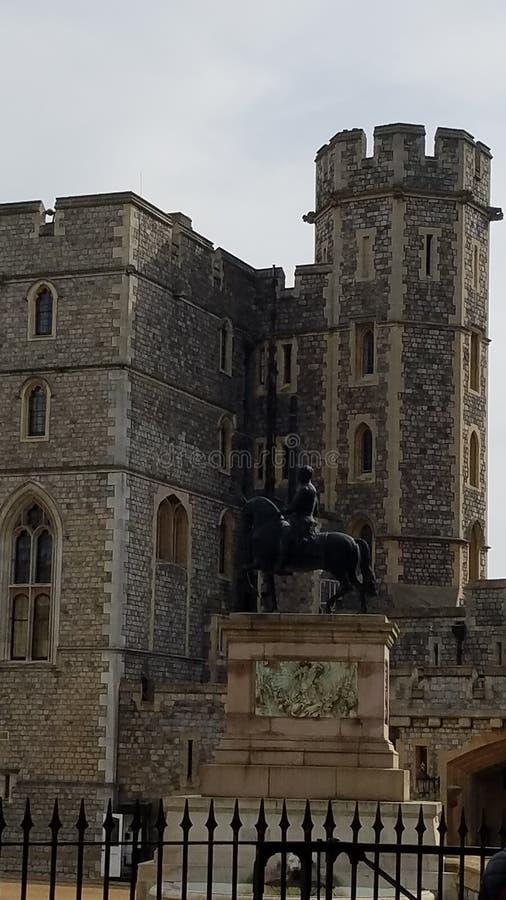 Windsor Castle lizenzfreie stockfotos