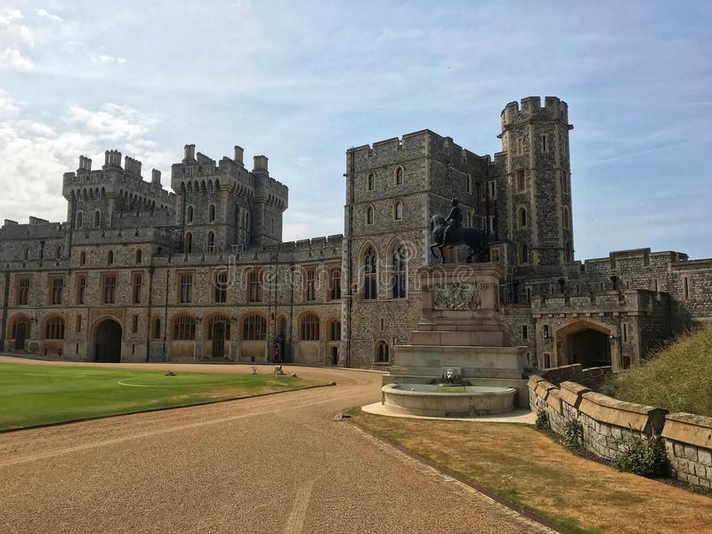Windsor Castle image stock