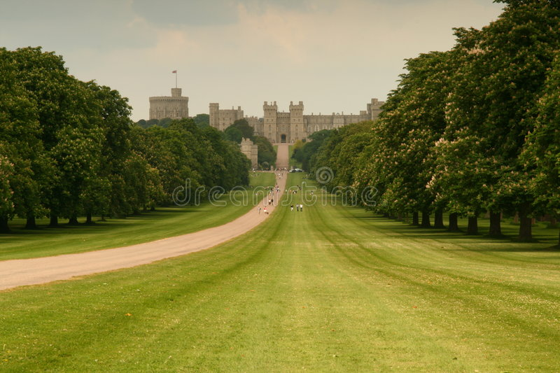 Download Windsor Castle stock photo. Image of holiday, travel, trees - 5265108