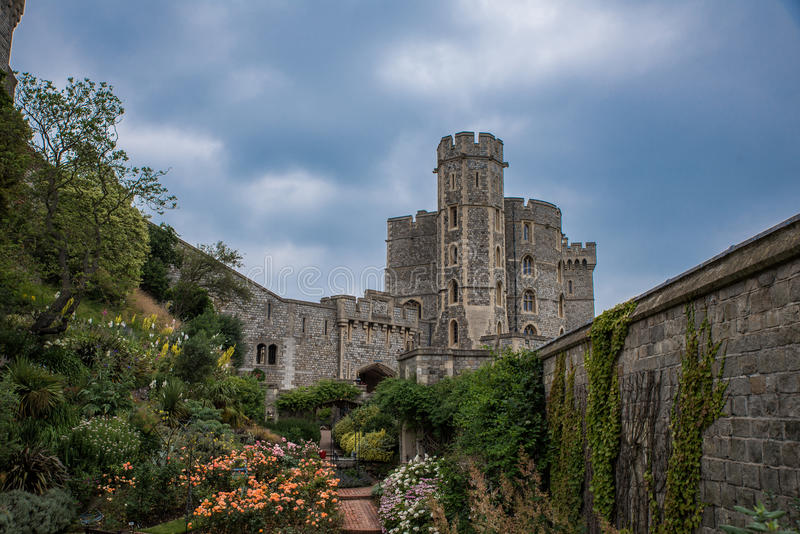 Windsor Castle imagem de stock royalty free