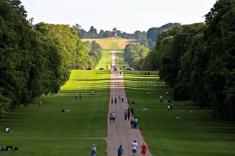 Windsor Castle photographie stock libre de droits