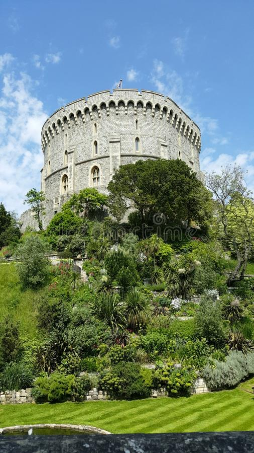 Windsor Castle immagine stock libera da diritti