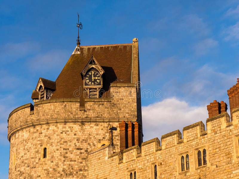 Windsor Castle, Angleterre photographie stock
