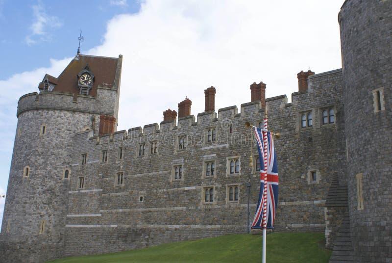 Windsor Castle in Berkshire, England, Europa stockfotografie