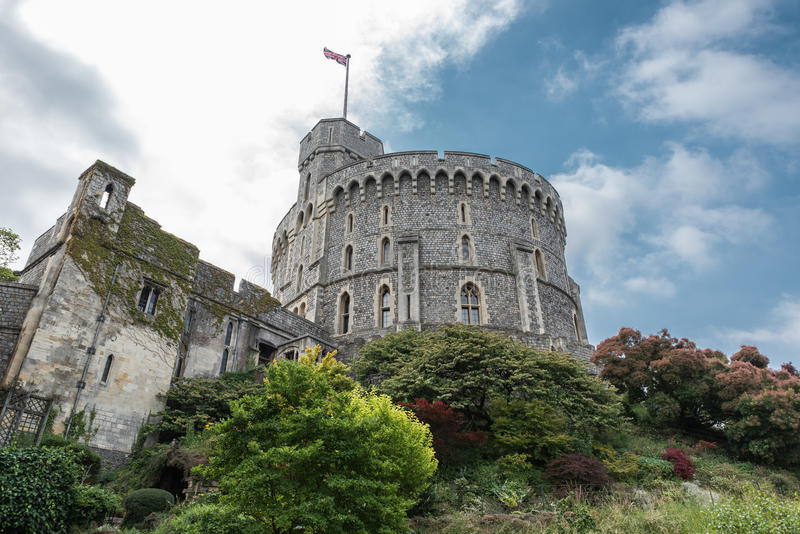 Windsor castle royalty free stock photography