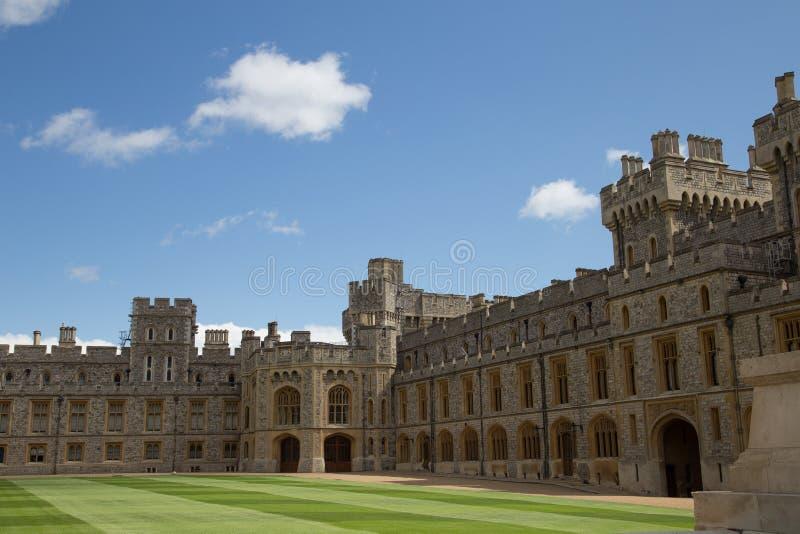 Windsor Castle in Inghilterra fotografia stock