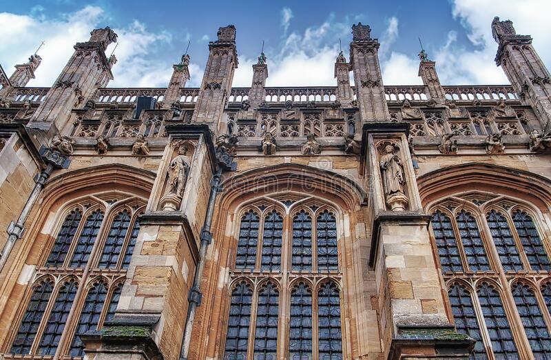 WINDSOR, ENGLAND Dezember 2014: Architektonische Fragmente des mittelalterlichen Windsor Castle Windsor Castle ist ein königliche stockbilder