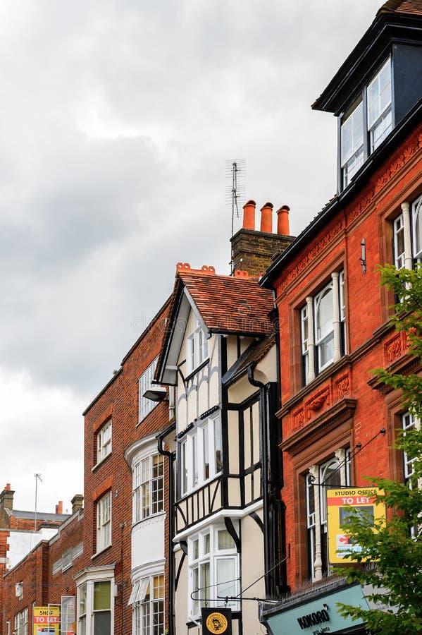 Windsor, England, Vereinigtes Königreich stockbild