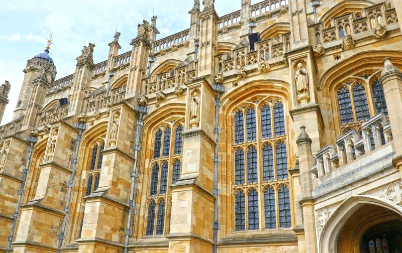 Windsor Förenade kungariket - Augusti 29, 2017: Medeltida Windsor Castle Windsor Castle är platsen av bröllop för prinsen Harry i royaltyfria bilder