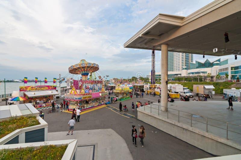 Windsor Fairground images libres de droits