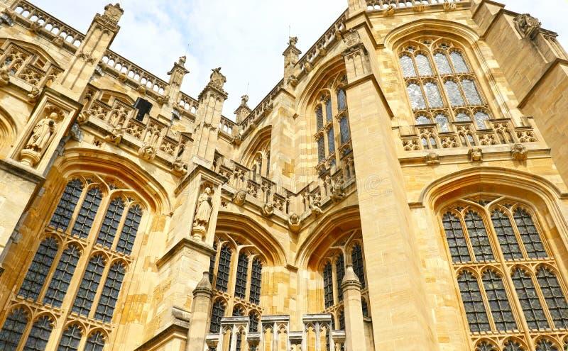 Windsor, Royaume-Uni - 29 août 2017 : Windsor Castle médiévale Windsor Castle est site de prince Harry épousant en 2018 image stock