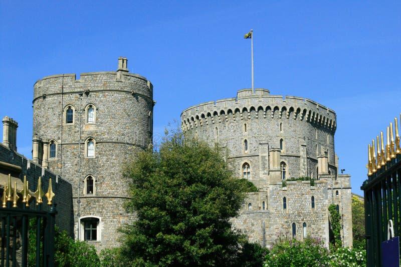 Windsor Schloss lizenzfreie stockbilder