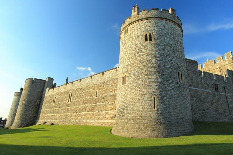 Windsor-Schloss stockfotografie