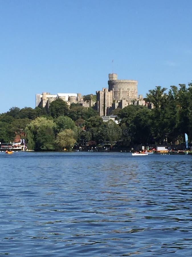 Windsor slott arkivfoto