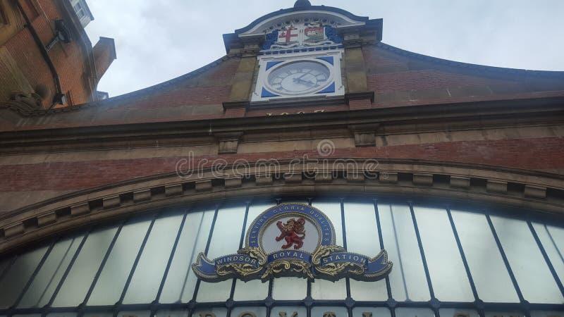Windsor station stock photos