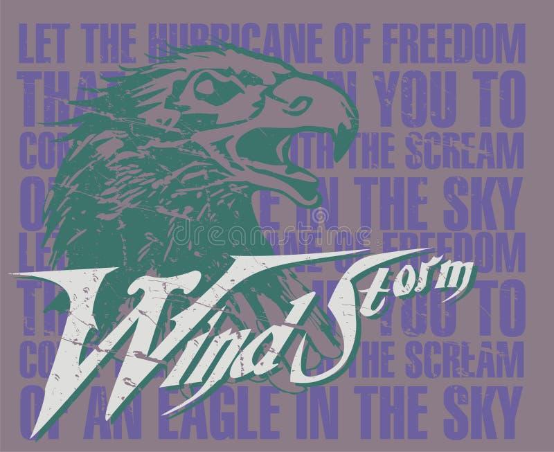windstorm libre illustration