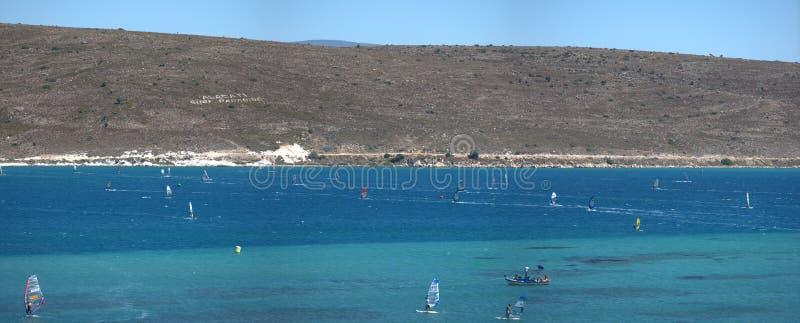 Download Windsurf stock foto. Afbeelding bestaande uit golf, turkije - 29508360