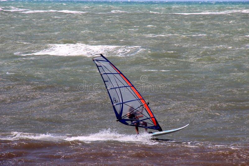 windsurf stock fotografie