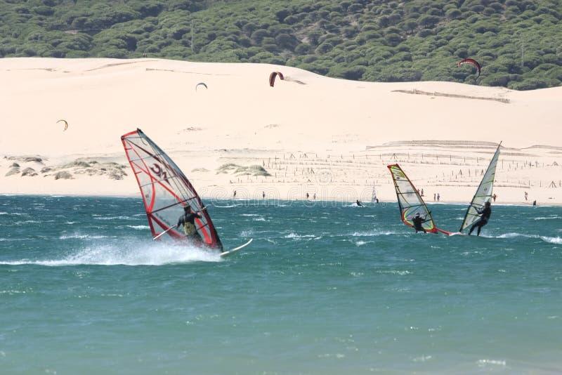Windsurf 5 stock photo