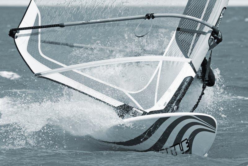 Windsurf imagenes de archivo