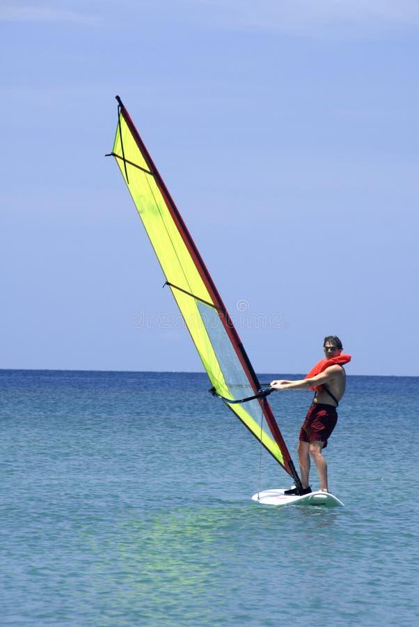 WindSurf photo libre de droits