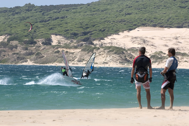 Download Windsurf 8 στοκ εικόνες. εικόνα από ισπανία, βακκινίων - 2225114