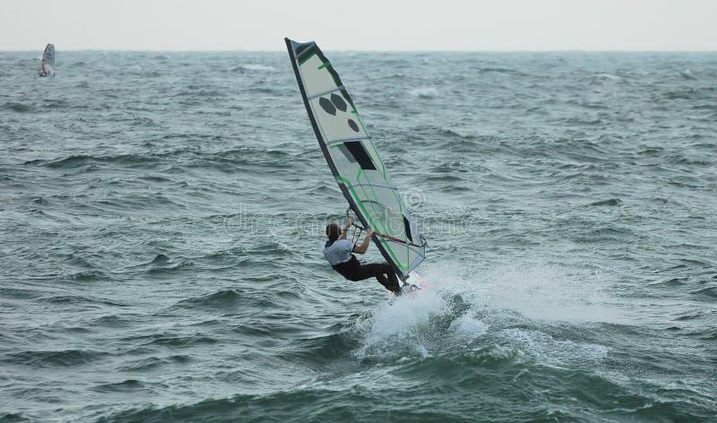 Windsurfer 11 fotos de stock royalty free