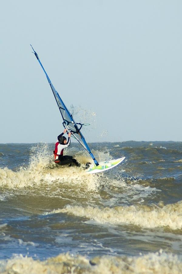 Windsurfer photo stock